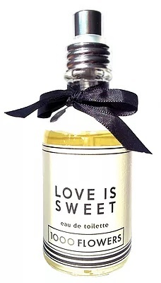 Love Is Sweet Unisex fragrance by 1000 Flowers