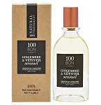 Gingembre & Vetiver Sensuel  Unisex fragrance by 100BON 2016