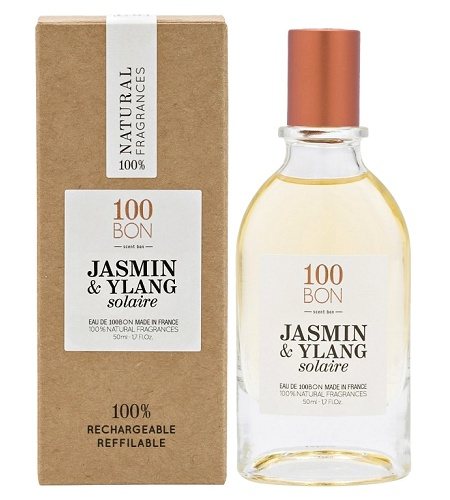 Jasmin & Ylang Solaire Unisex fragrance by 100BON