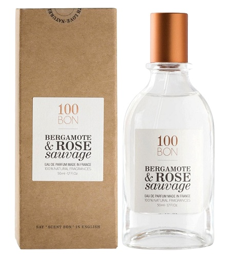 Bergamote & Rose Sauvage Unisex fragrance by 100BON
