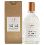 Oud Wood & Amyris  Unisex fragrance by 100BON 2017