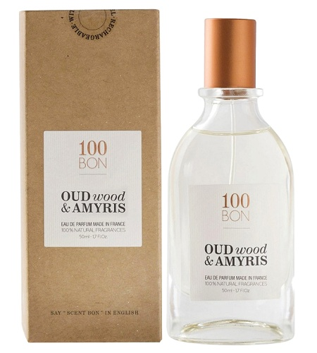 Oud Wood & Amyris Unisex fragrance by 100BON