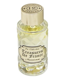 Treasures de France Maintenon perfume for Women by 12 Parfumeurs Francais