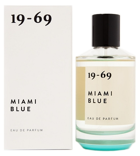 Miami Blue Unisex fragrance by 19-69