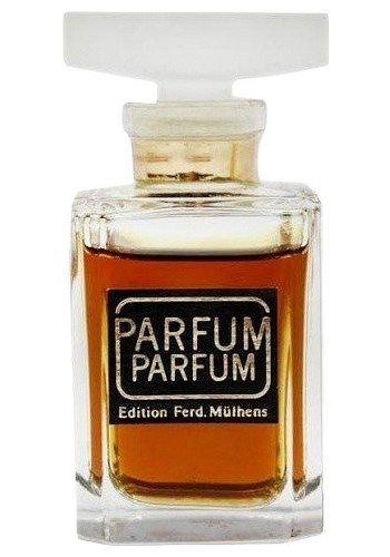 Parfum Parfum Edition Ferd Mulhens 3970 perfume for Women by 4711