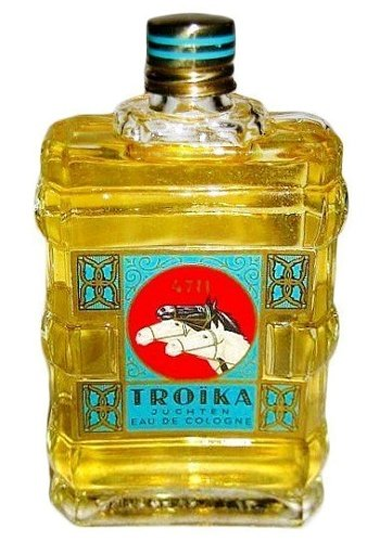 Troika Juchten cologne for Men by 4711