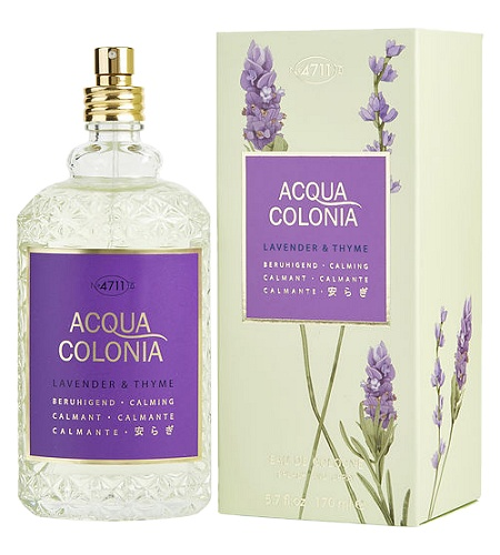 Acqua Colonia Lavender & Thyme Unisex fragrance by 4711