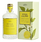 Acqua Colonia Lemon & Ginger  Unisex fragrance by 4711 2009