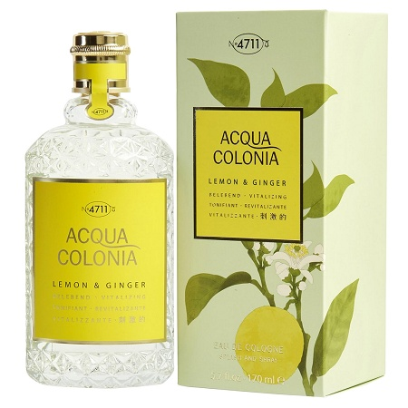 Acqua Colonia Lemon & Ginger Unisex fragrance by 4711