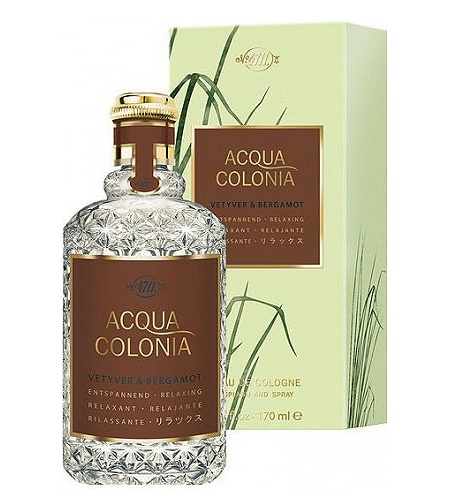 Acqua Colonia Vetyver & Bergamot Unisex fragrance by 4711