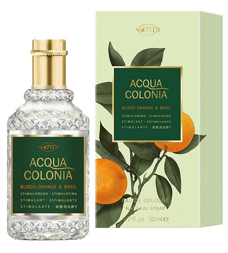 Acqua Colonia Blood Orange & Basil Unisex fragrance by 4711