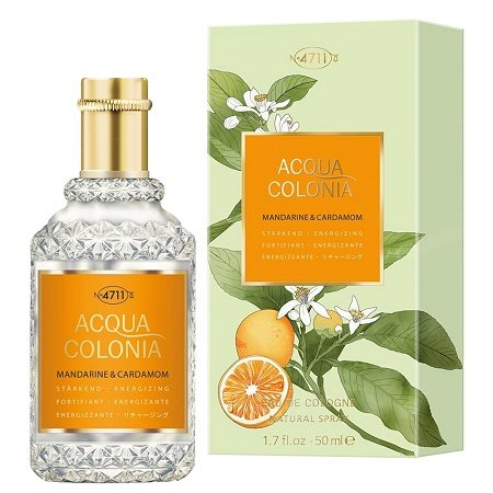 Acqua Colonia Mandarine & Cardamom Unisex fragrance by 4711