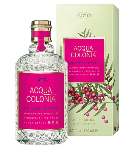 Acqua Colonia Pink Pepper & Grapefruit Unisex fragrance by 4711