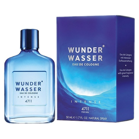 Wunderwasser Intense cologne for Men by 4711