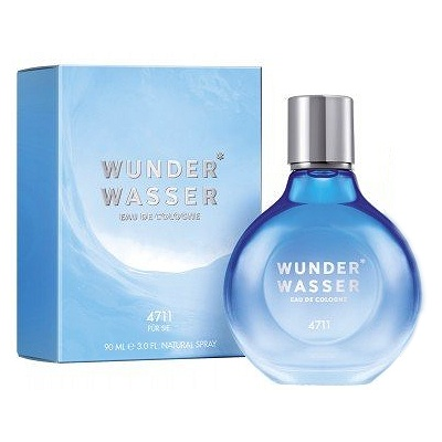 Wunderwasser perfume for Women by 4711