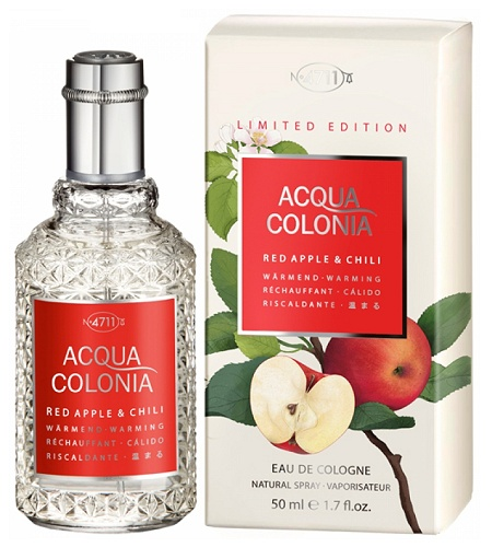 Acqua Colonia Red Apple & Chili Unisex fragrance by 4711