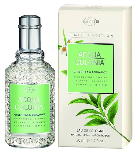 Acqua Colonia Green Tea & Bergamot Unisex fragrance by 4711