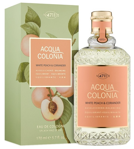 Acqua Colonia White Peach & Coriander Unisex fragrance by 4711