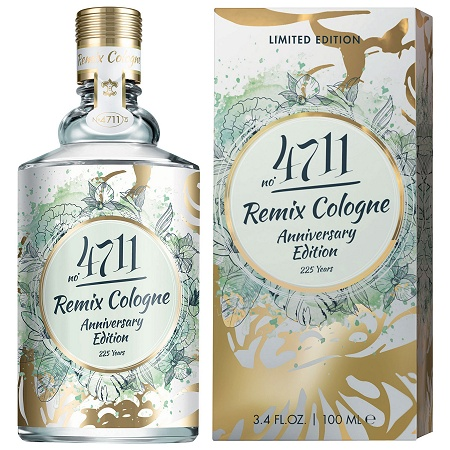 Remix Cologne Anniversary Edition Unisex fragrance by 4711