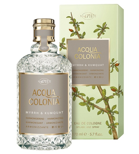 Acqua Colonia Myrrh & Kumquat Unisex fragrance by 4711