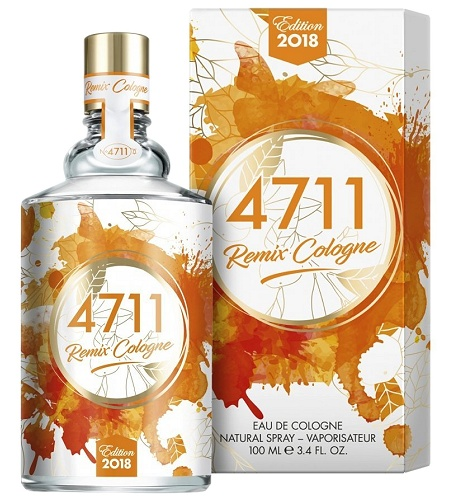 Remix Cologne Edition 2018 Unisex fragrance by 4711
