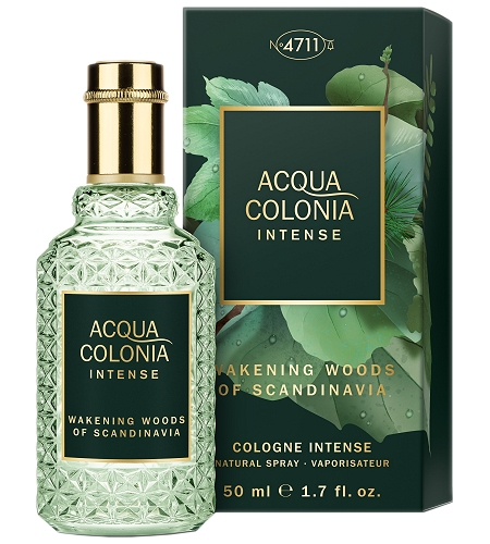 Acqua Colonia Intense Wakening Woods of Scandinavia Unisex fragrance by 4711