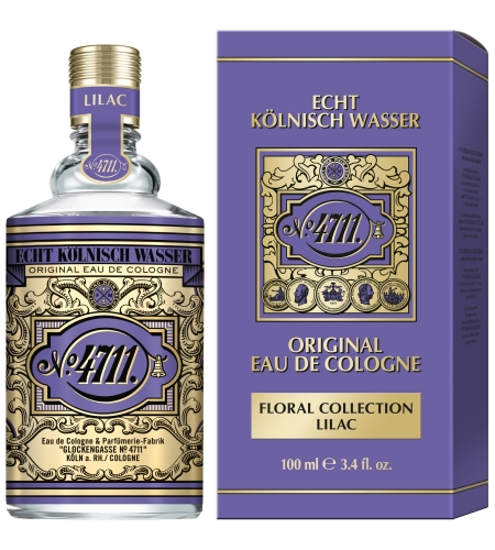 Floral Collection Lilac Unisex fragrance by 4711