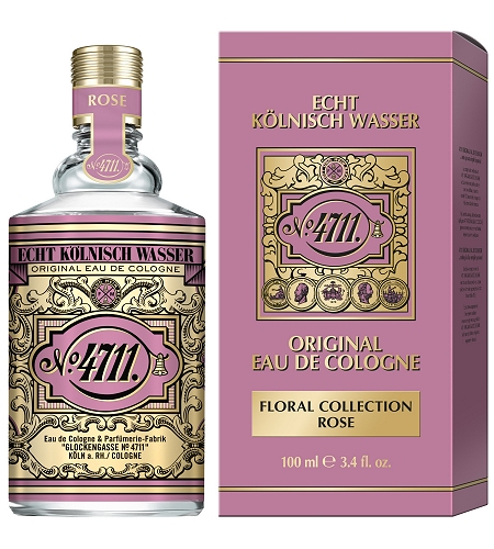 Floral Collection Rose Unisex fragrance by 4711