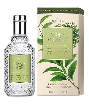 Acqua Colonia Green Tea & Bergamot Limited Edition 2020 Unisex fragrance by 4711