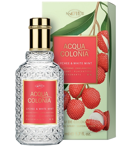 Acqua Colonia Lychee & White Mint Unisex fragrance by 4711