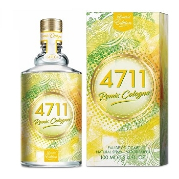 Remix Cologne Edition 2020 Unisex fragrance by 4711