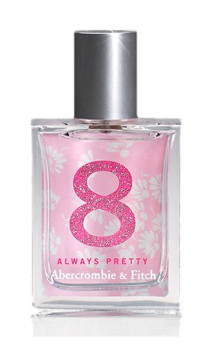 8 Always Pretty perfume for Women by Abercrombie & Fitch