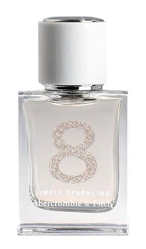 8 Simply Sparkling perfume for Women by Abercrombie & Fitch