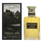 Woods  cologne for Men by Abercrombie & Fitch 1997