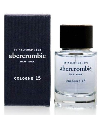 Cologne 15 cologne for Men by Abercrombie & Fitch
