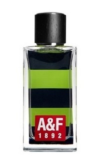A & F 1892 Green cologne for Men by Abercrombie & Fitch