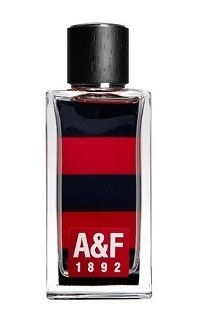 A & F 1892 Red cologne for Men by Abercrombie & Fitch