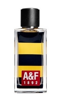 A & F 1892 Yellow cologne for Men by Abercrombie & Fitch