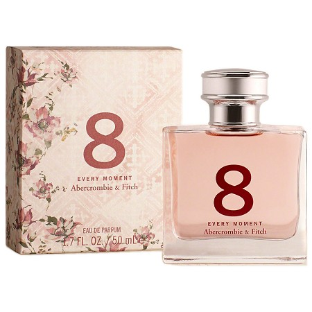 8 Every Moment perfume for Women by Abercrombie & Fitch