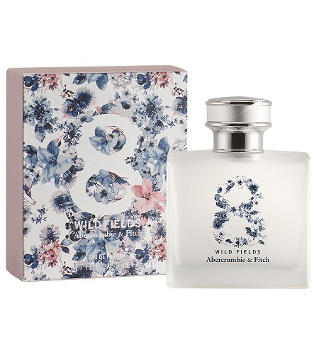 8 Wild Fields perfume for Women by Abercrombie & Fitch