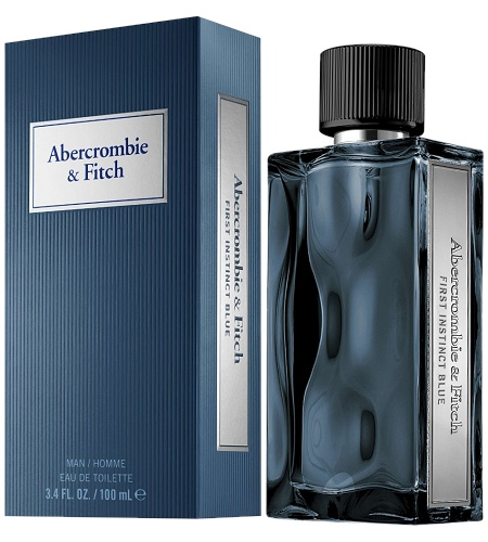 First Instinct Blue cologne for Men by Abercrombie & Fitch