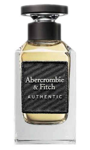 Authentic cologne for Men by Abercrombie & Fitch