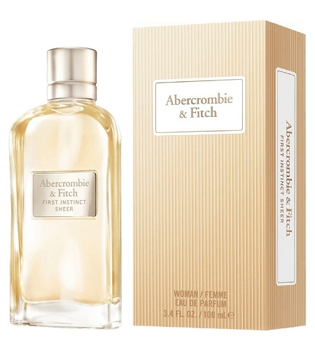 First Instinct Sheer perfume for Women by Abercrombie & Fitch