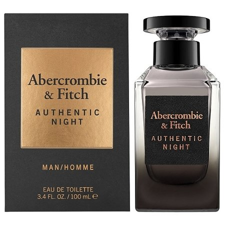 Authentic Night cologne for Men by Abercrombie & Fitch