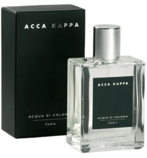 Cedro cologne for Men by Acca Kappa