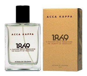 1869 cologne for Men by Acca Kappa