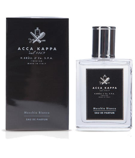 Muschio Bianco White Moss 2012 Unisex fragrance by Acca Kappa
