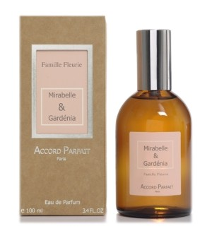 Mirabelle & Gardenia perfume for Women by Accord Parfait