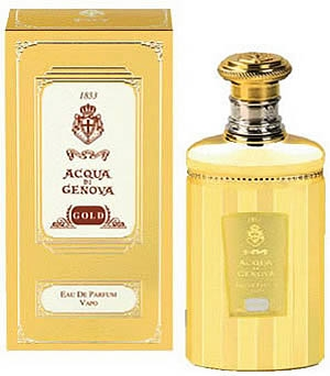 Gold Unisex fragrance by Acqua Di Genova