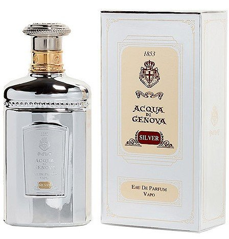 Silver Unisex fragrance by Acqua Di Genova
